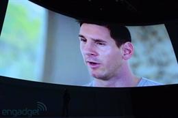 Video clip quảng cáo Messi dùng Galaxy Note 3
