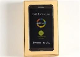 Video mở hộp Samsung Galaxy Round