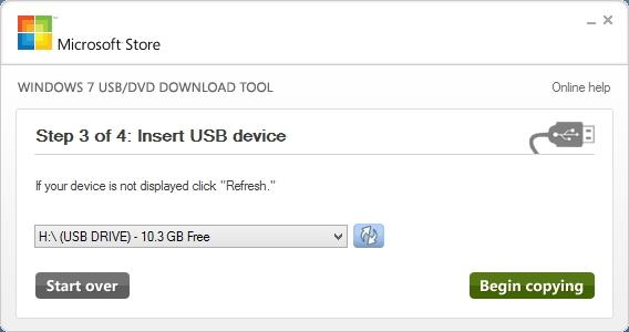 Tạo USB cài đặt Windows 8.1