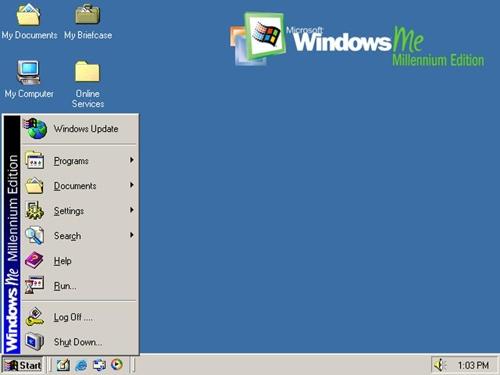 30 năm phát triển của hệ điều hành Windows