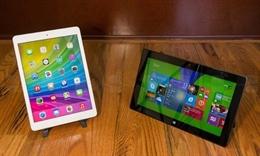 """Video clip Microsoft """"dìm hàng"""" iPad Air"""