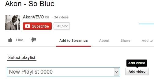 Tạo nhanh Playlist phát video từ Youtube trên Chrome
