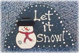 Cùng đón Giáng Sinh với Google và ngắm tuyết rơi