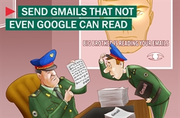 Internet sẽ sụp đổ, mạng quốc gia lên ngôi