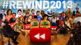 Video tổng hợp clip nổi bật nhất trên YouTube 2013