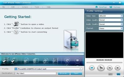 phần mềm đổi đuôi nhạc cho iPhone, iPad