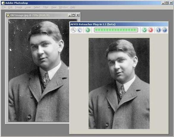 Cách phục chế ảnh cũ cho người không chuyên