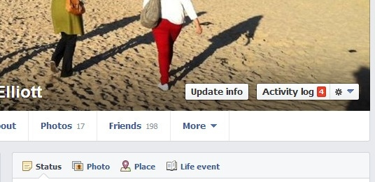 Cách xóa lược sử tìm kiếm của Facebook