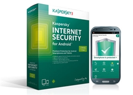 Hướng dẫn cài đặt Kaspersky Internet Security for Android