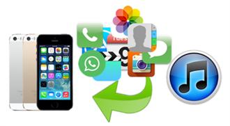 Cách phục hồi dữ liệu tùy chọn trên thiết bị iOS
