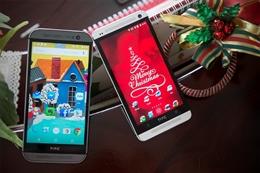 Đem không khí Giáng Sinh lên điện thoại Android