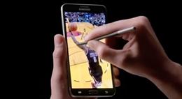 Samsung ra video giới thiệu Note 3 dìm hàng iPhone