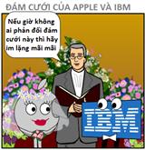 Đám cưới của IBM và Apple