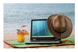 Làm gì với máy tính khi nghỉ hè?