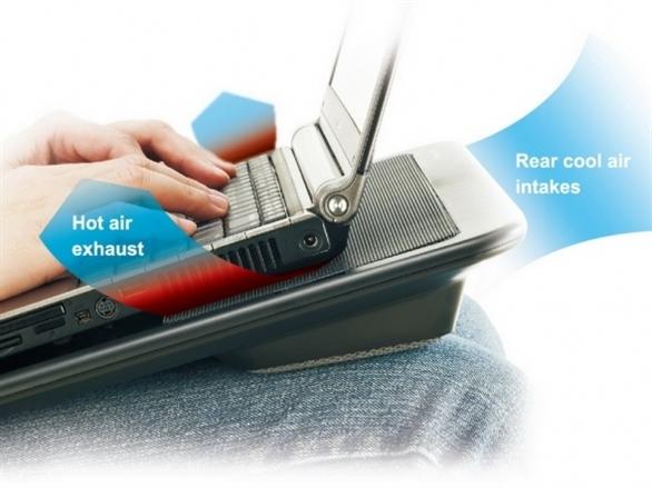 Mẹo chọn đế tản nhiệt làm mát cho laptop mùa nóng
