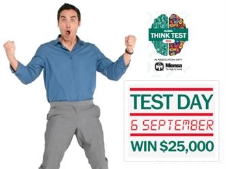 Kaspersky Lab phát động cuộc thi Global Think Test với giải thưởng tiền mặt 25.000 USD