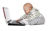 Làm sao để trẻ em tránh xa máy tính?