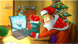 Cảnh giác thiệp Giáng Sinh và những mối đe dọa mạng