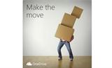 Tặng 100GB lưu trữ khi bỏ Dropbox dùng OneDrive