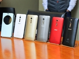ASUS ra mắt điện thoại ZenFone 2 giá rẻ chỉ 4,2 triệu đồng
