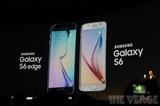 Samsung Galxy S6 và S6 Edge có gì mới?