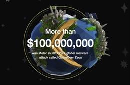100 tổ chức tài chính thế giới bị đánh cắp tiền qua mạng
