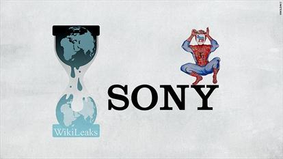 Dữ liệu vụ hack Sony bị tung lên WikiLeaks