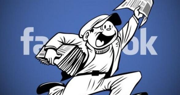 Facebook tham vọng ngốn lưu lượng duyệt web của báo mạng?