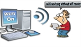 Cách phát Wi-Fi máy tính cho điện thoại sử dụng