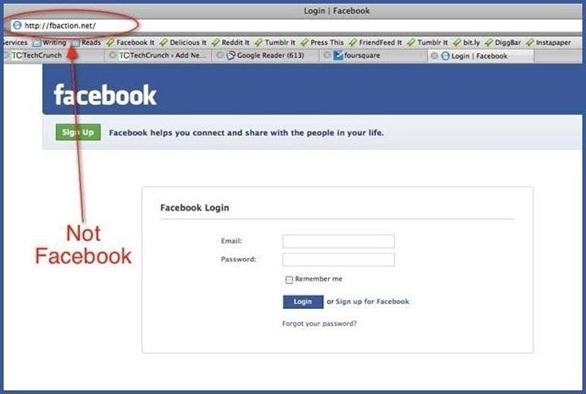Hack mật khẩu Facebook qua ứng dụng bói, game, web giả mạo