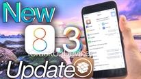 Hướng dẫn cách jailbreak iPhone/iPad lên đời iOS 8.3