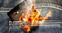 4 cách ngăn chặn điện thoại bị nóng dẫn đến cháy nổ
