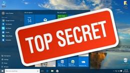 Cách mở menu Start ẩn trên Windows 10, giúp bạn thao tác máy tính nhanh hơn