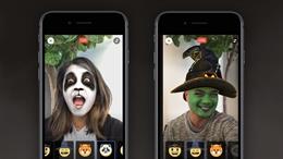 Cách hóa trang chơi lễ Halloween với Facebook