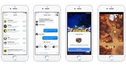 Instant Games – thách đấu bạn bè chơi game ngay trên Messenger