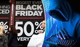 Mua sắm online ngày Black Friday? Cẩn thận những chiêu lừa phổ biến sau đây
