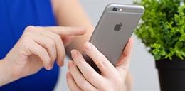 Cách tự kiểm tra lỗi sập nguồn của iPhone 6S tại nhà