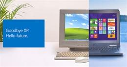 Cách nâng cấp từ Windows XP lên Windows 7 hoặc 10 chỉ với 4 bước
