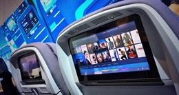 Hệ thống giải trí trên máy bay dễ bị hack