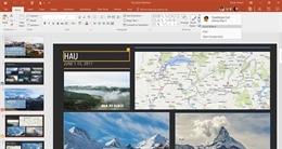 Powerpoint bổ sung tính năng cộng tác và theo dõi thời gian thực
