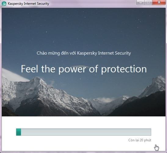 Hướng dẫn cài đặt Kaspersky Internet Security 2017