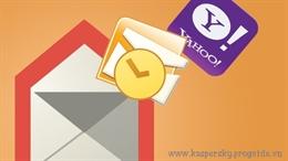 Cách tích hợp ưu điểm của Gmail vào Yahoo, Outlook trên Android