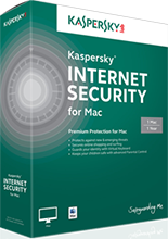 Kaspersky Internet Security For Mac - 1PC / Năm