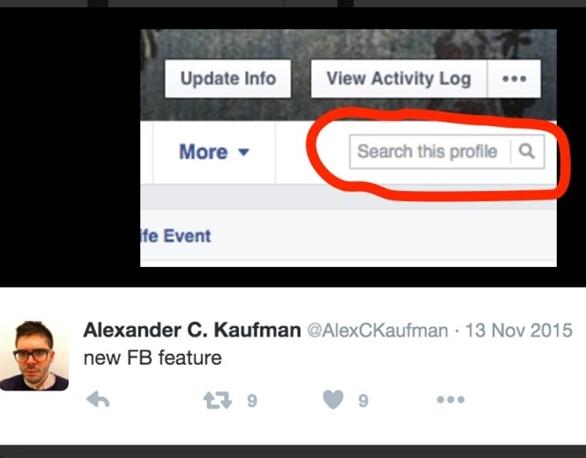 8 cải tiến mới cập nhật trên Facebook bạn chưa biết