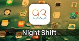 iPhone có thực sẽ giúp bạn dễ ngủ hơn với bản cập nhật iOS 9.3?