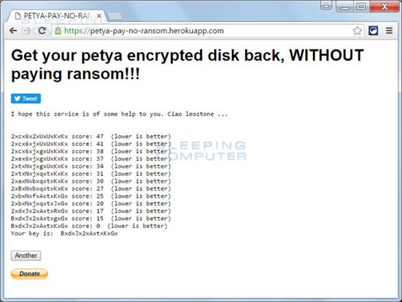 Cách khôi phục dữ liệu máy tính bị nhiễm Petya miễn phí cực nhanh