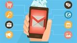 Cách in đậm, nghiêng và gạch dưới văn bản trong Gmail trên Android