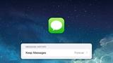 Cách xóa tin nhắn tự động trên iPhone
