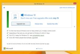 Sau tất cả, người dùng có thể từ chối nâng cấp lên Windows 10