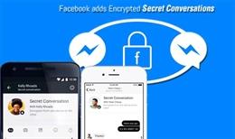 Có thể trò chuyện bí mật trên Facebook Messenger?